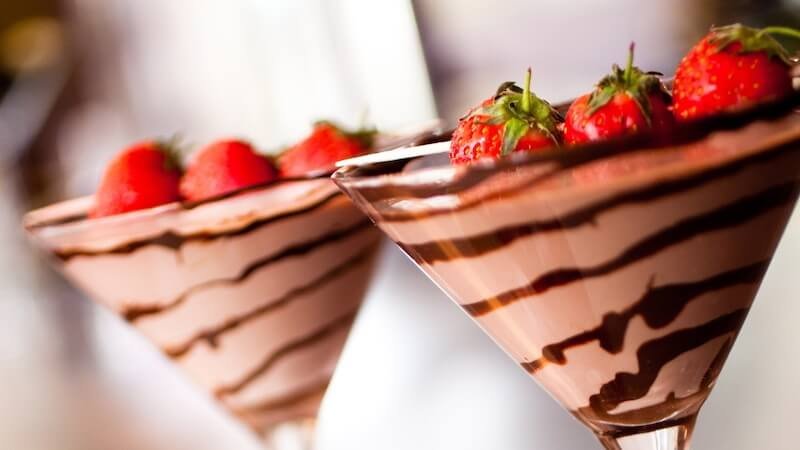 Chocolate Cocktails