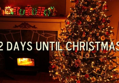 Two Days Until Christmas!
