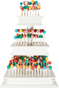 Cake Pop Tower
