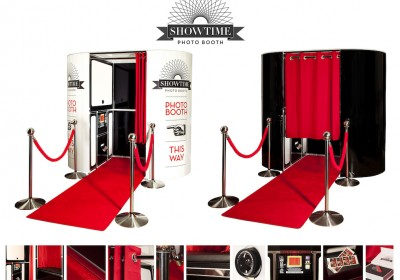 Showtime Photo Booth Hire