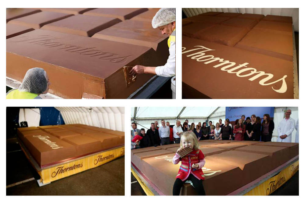 biggest choc bar